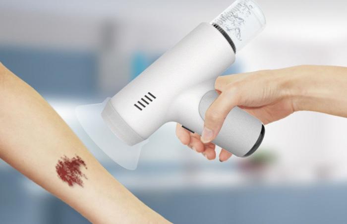 درمان زخم با التراسونیک