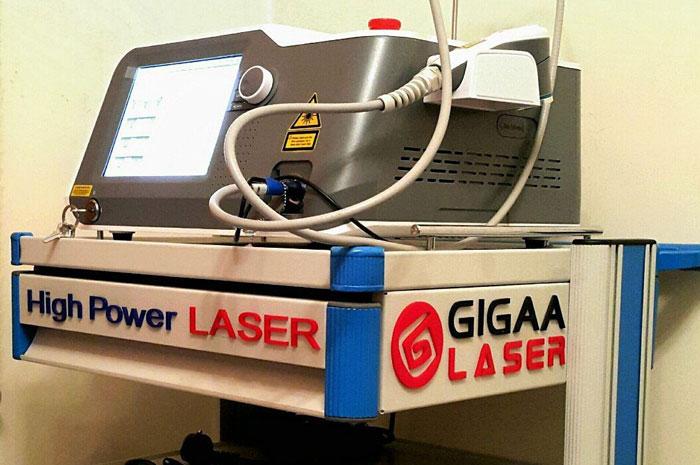 درمان زخم دیابتی با لیزر پرتوان