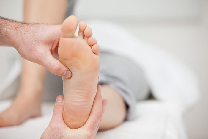 پیشگیری از پای دیابتی