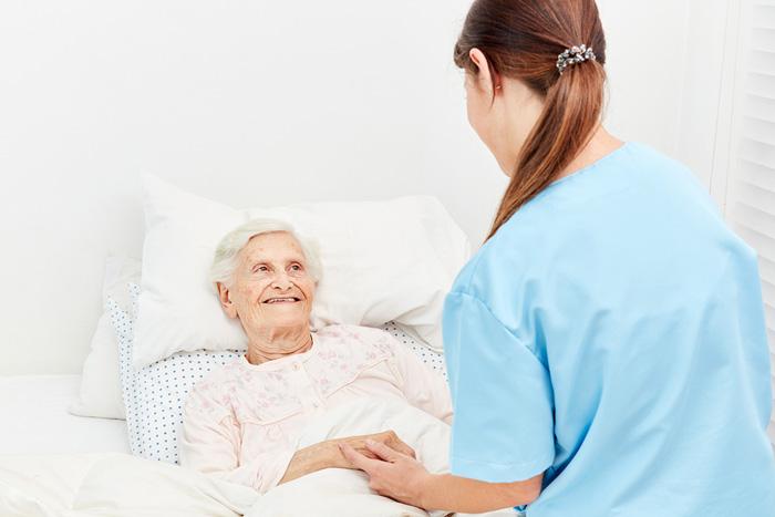 راه های درمان خانگی زخم بستر